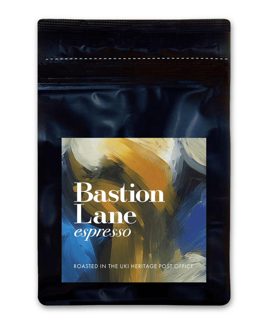 Post Master's: Our Signature Roast Premium Coffee at Bastion Lane Espresso